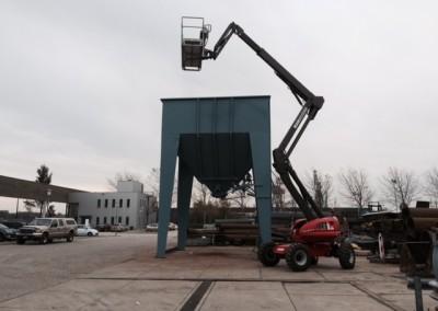 Ruw-terrein hoogwerker ATJ 160+ afgeleverd