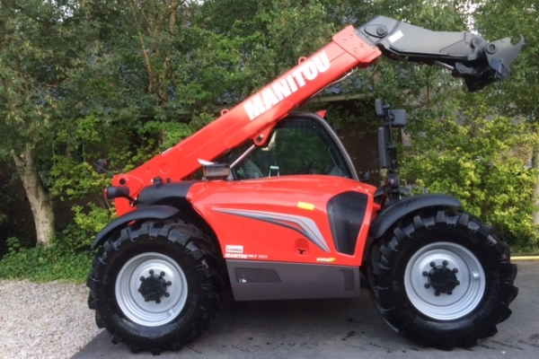 Manitou MLT 634 Classic