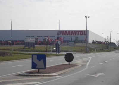 Manitou Ancenis Frankrijk