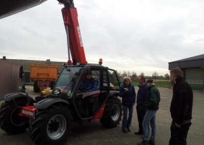 Manitou MLT 627 compact voor Groeneveld & Zn