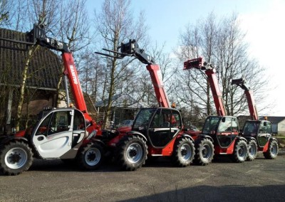 Manitou MLT's