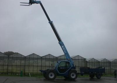 Manitou MT 1030 S voor Metselbedrijf van Leijden